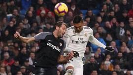 Real Madrid Menang Atas Sevilla 2-0