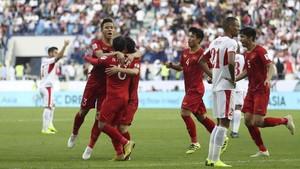 Kalahkan Yordania, Vietnam ke Perempat Final Piala Asia 2019