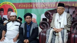 Cerita Rudiantara Perangi Hoaks Bersama Ma'ruf Amin