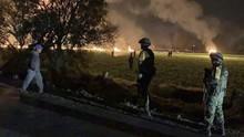 'Pesta' yang Berubah Jadi Ledakan Maut di Meksiko