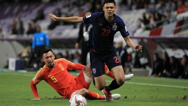 Lawan Timnas Indonesia U-23, Thailand Siapkan 4 Pemain Senior