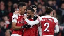 Chelsea Tertinggal 0-2 dari Arsenal di Babak Pertama