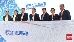 PSSI Bahas KLB dengan Delegasi FIFA dan AFC