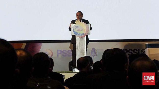 Exco PSSI Akui Ada Pertemuan Sebelum Edy Mundur di Kongres