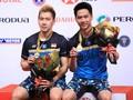 Juara Malaysia Masters, Kevin/Marcus Mengaku Tanpa Tekanan