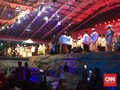 Hadir di Ponpes Al Baghdadi, Jokowi Ingatkan Bahaya Fitnah