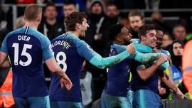 Klasemen Liga Inggris Usai Man City dan Tottenham Menang