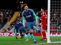 Sempat Tertinggal, Tottenham Kalahkan Fulham Secara Dramatis