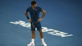 Hasil Australia Terbuka 2019: Federer Tersingkir, Nadal Lolos
