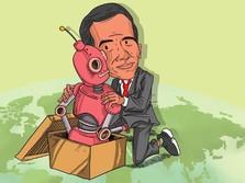 Robot: Kawan Sekaligus Saingan Karyawan