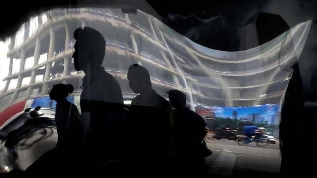 FOTO: Melawat China, Negara Ekonomi Terbesar Kedua yang Lesu