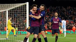 6 Fakta Menarik Lyon vs Barcelona di Liga Champions