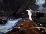 Ledakan Pipa BBM di Meksiko, 85 Orang Tewas