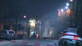 Aparat Sebut Pelaku Bom Mobil Irlandia Utara Kelompok New IRA