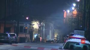 VIDEO: Dua Orang Ditangkap Terkait Bom di Irlandia Utara