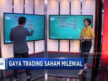 Milenial Trading Saham, Simak Tips Ini!
