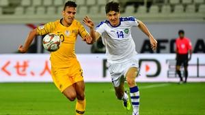 Kalahkan Uzbekistan, Australia ke Perempat Final Piala Asia