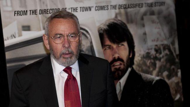 Mantan Agen CIA Inspirasi Film 'Argo' Meninggal Dunia