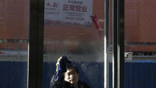 Tumbuh 6,1 Persen, Laju Ekonomi China Terendah Sejak 1990