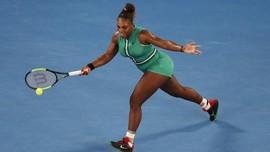 Serena Susah Payah ke Perempat Final Australia Terbuka 2018