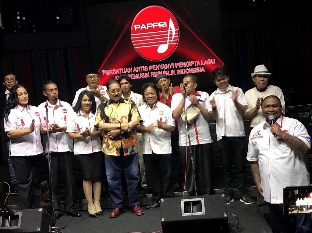 PAPPRI DKI Jaya Siap Berjuang untuk Penyanyi Pencipta Lagu