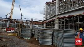 Pembangunan Bandara Kulon Progo Baru Capai 65 Persen