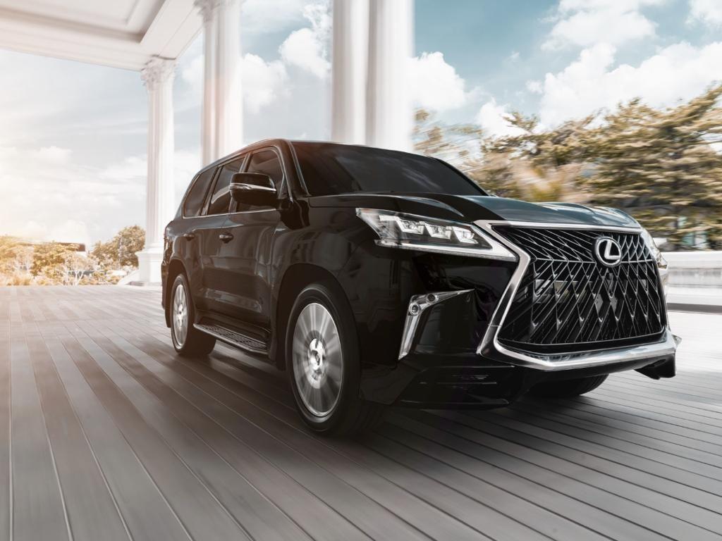 Pak Prabowo, Mobil Lexusnya Ada Model Baru Nih