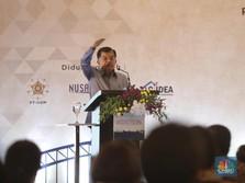 Bantah Prabowo, JK: Kebocoran Anggaran Maksimum Hanya Rp 50 T