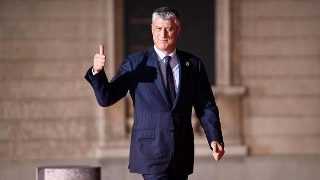 Presiden Kosovo Janji Kooperatif jika Diperiksa soal Perang