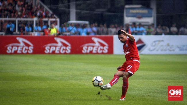 Menang 2-0, Persija ke Perempat Final Piala Indonesia
