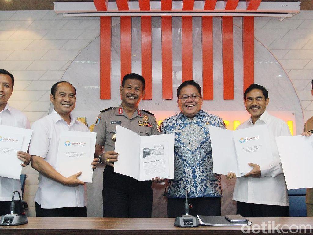Ombudsman Sampaikan Hasil Kajian Perizinan Kepemilikan Senpi untuk Sipil