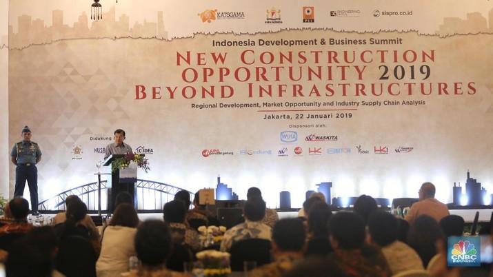 Dari JK Hingga Menteri PUPR Tegaskan Pentingnya Infrastruktur