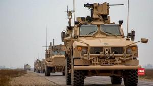VIDEO: Israel Gempur Basis Pasukan Iran di Suriah