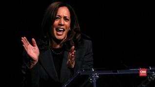 VIDEO: Mimpi Kamala Harris Jadi Presiden Perempuan Pertama AS