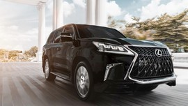Tawaran Baru SUV Paling Bongsor Lexus Indonesia