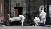 NIRA atau RIRA adalah faksi di dalam IRA yang menolak berdamai dengan pemerintah Inggris. (REUTERS/Clodagh Kilcoyne)