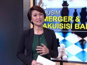Indonesia Masuk Musim Merger dan Akuisisi Bank
