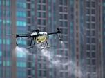 Darurat Polusi, Thailand Kerahkan Drone Turunkan Hujan Buatan