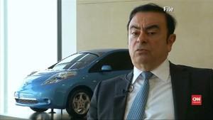 VIDEO: Permintaan Jaminan Carlos Ghosn Lagi-lagi Ditolak