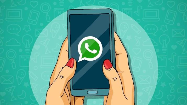 WhatsApp mengumumkan penghentian operasi pada beberapa perangkat yang menggunakan mobile sistem android dan iOS.