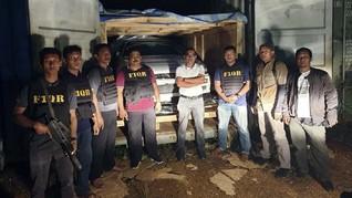 Lantamal IV Gagalkan Penyelundupan Mobil Mewah di Batam
