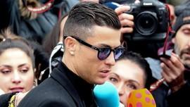 Mengaku Gelapkan Pajak, Ronaldo Divonis Dua Tahun Penjara