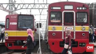 Jadwal 45 KRL Bogor dan Bekasi yang Cuma Sampai Manggarai