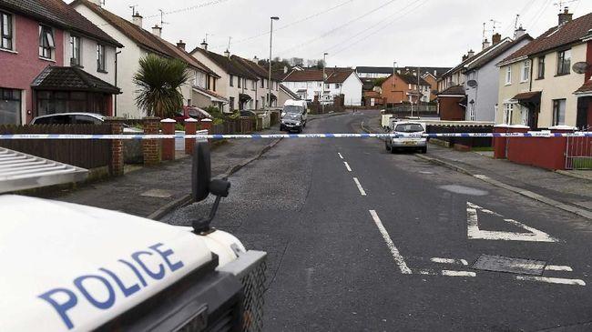Bom Meledak di Irlandia Utara, Diduga Ulah Pemberontak IRA