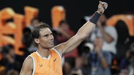 Rafael Nadal ke Semifinal Australia Terbuka 2019