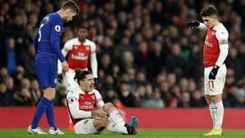Kabar Buruk bagi Arsenal: Bellerin Absen Hingga Akhir Musim