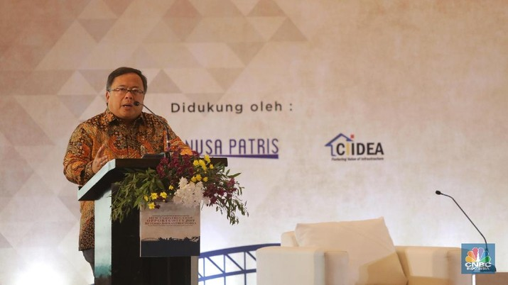 Jika tidak ada aral melintang, Ibu Kota Baru pengganti Jakarta akan dibangun pada 2021.