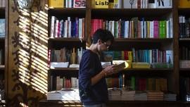 FOTO: Toko Buku Serba Gothic di Portugal