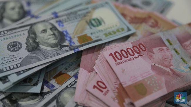 Dolar As Makin Murah Rupiah Bisa Ke Rp 13 000 An Us