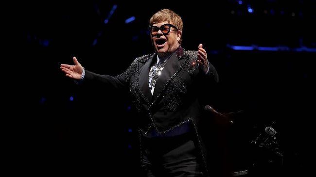 Film Biopik Elton John Disebut Siap Tampil di Cannes